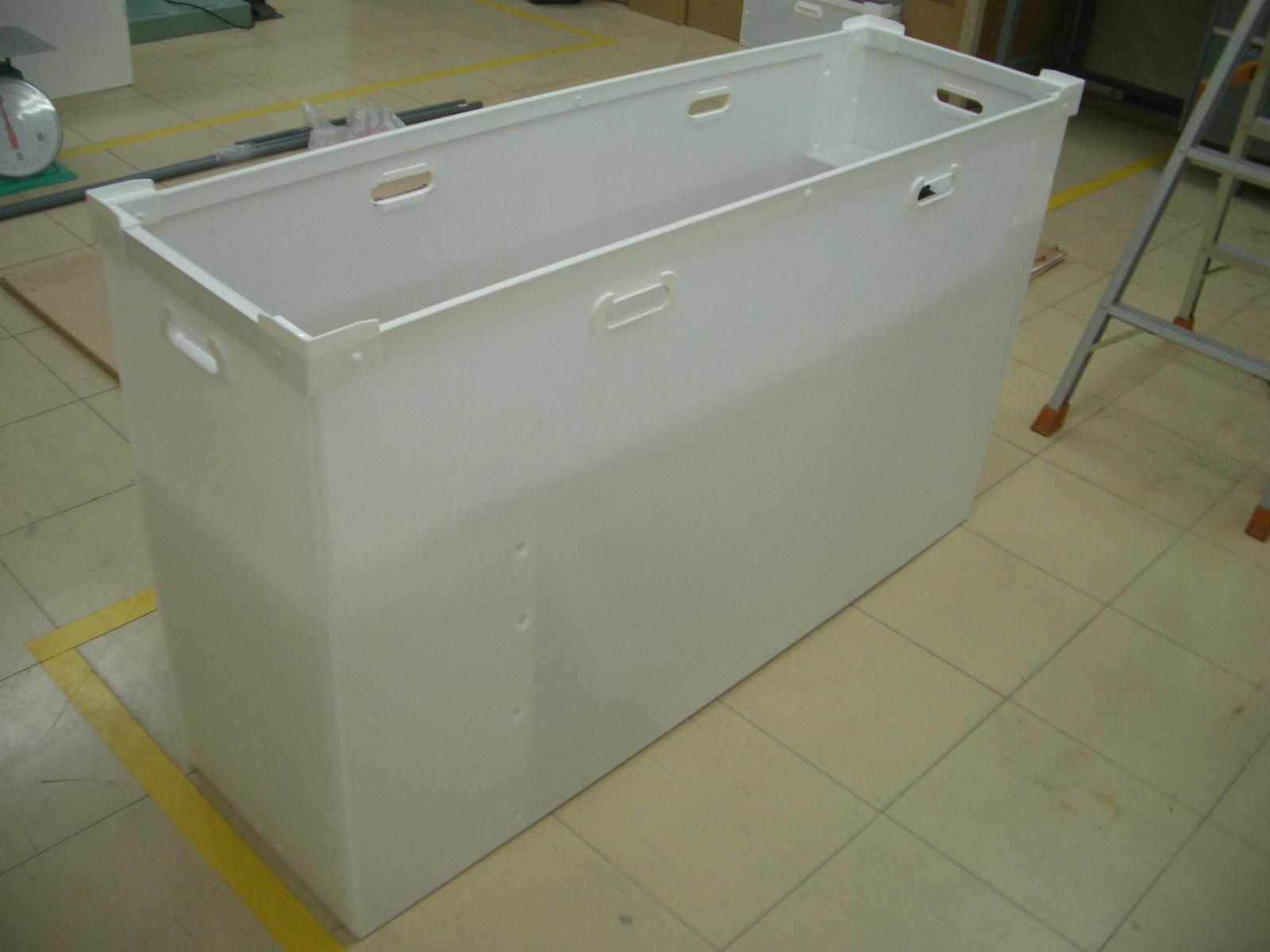 「フェンダーライナー用納入箱」の画像