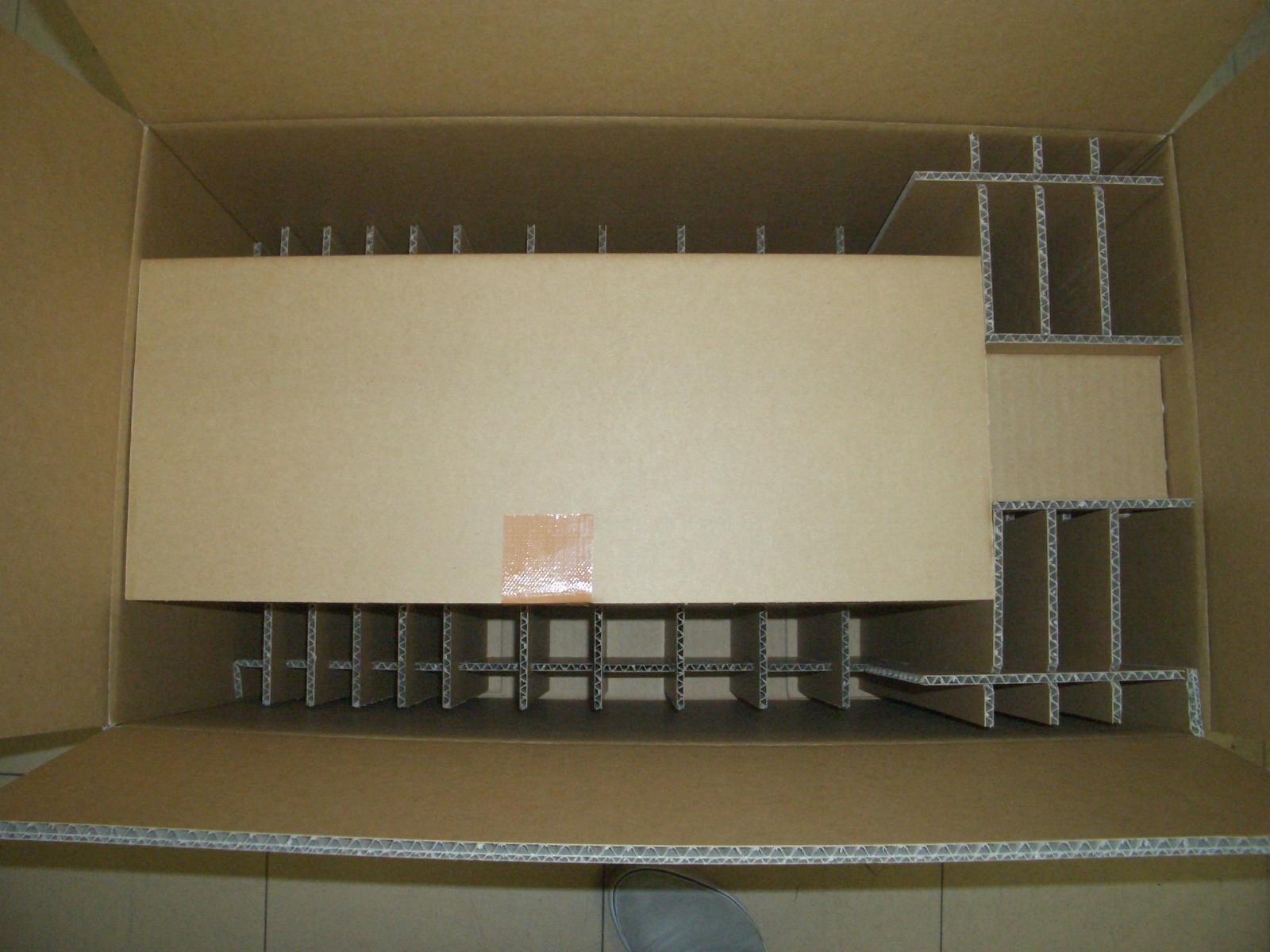 「プリント基板の5種集合 包装材・梱包材改善提案事例」の画像