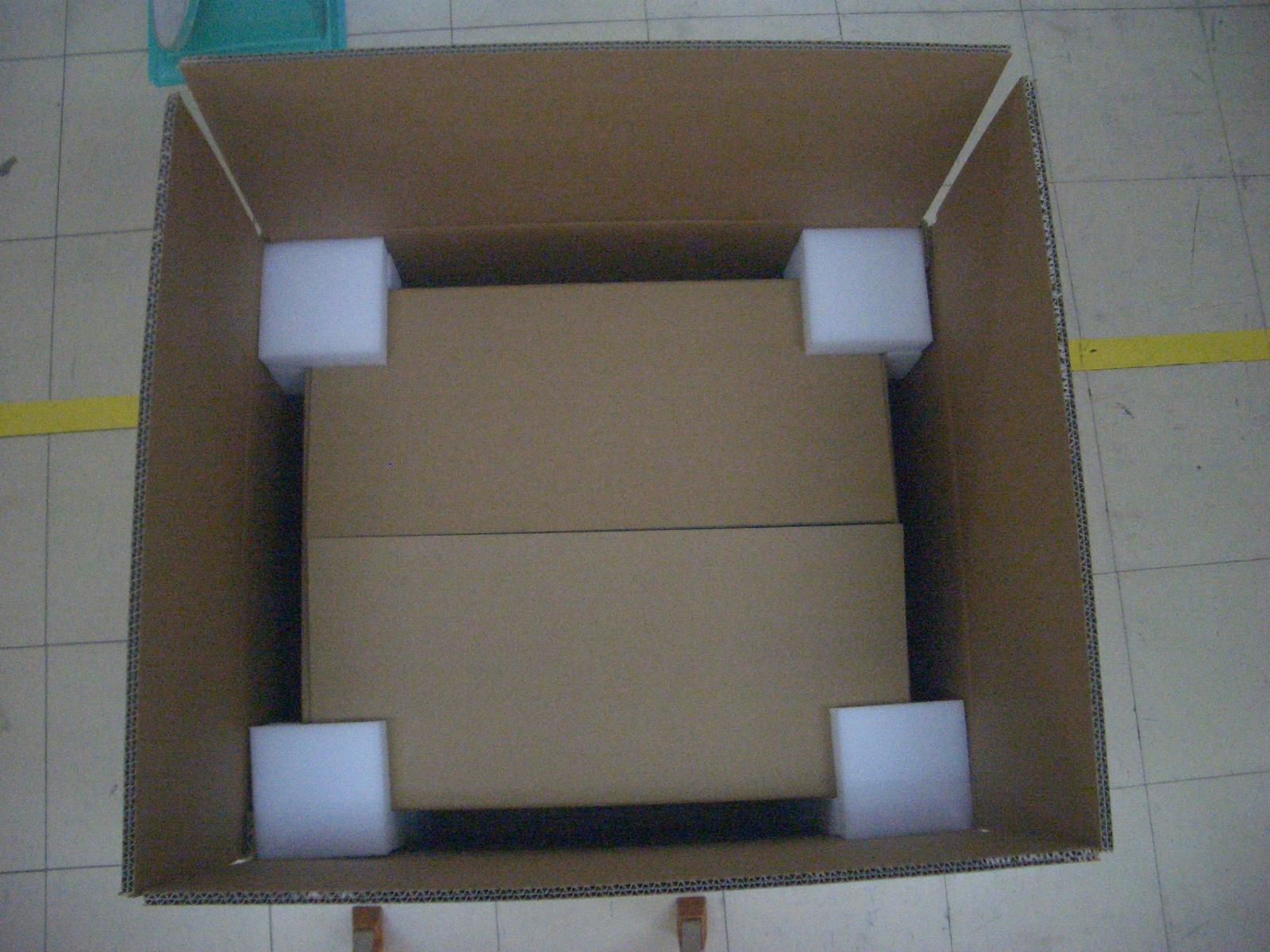 「制御機器の海外輸送もお任せ!精密測定・検査機器の梱包・資材設計実績」の画像