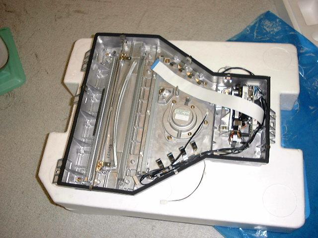 「光学製品モジュールの輸送包装」の画像