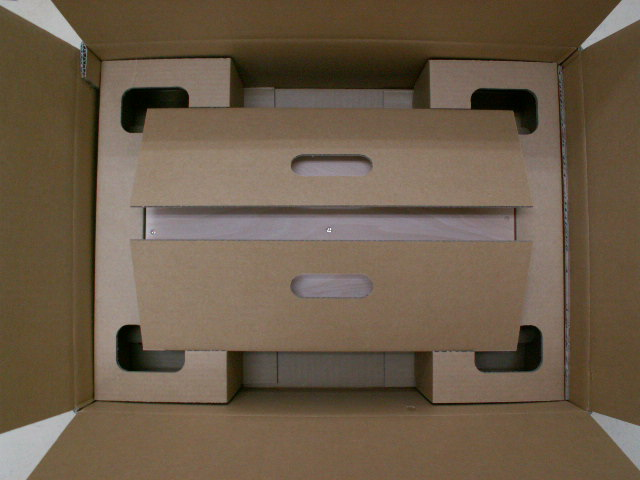 「出荷箱をオール段ボール化!高耐久性・コストダウン提案事例」の画像